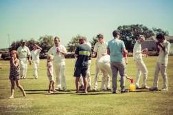 Helston Cricket play Camborne