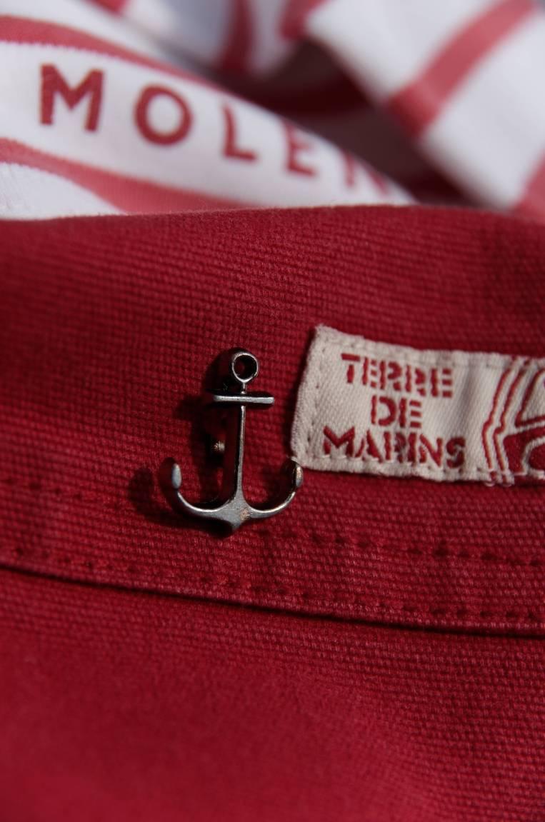 terre de marins rouge