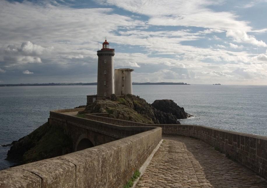 ar minou, phare du Petit minou, Plouzané, finistère