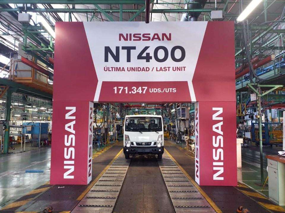 Último camión de la historia de Nissan Ávila.