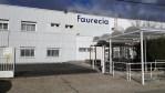 Faurecia Valladolid. Exterior de la fábrica que produce asientos para Renault Palencia, del Kadjar y del Mégane.