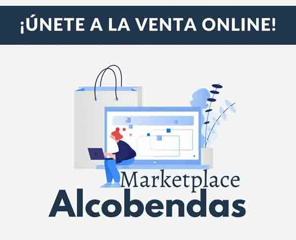 marketplace comercio local alcobendas