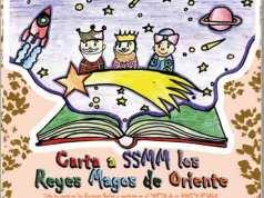 concurso infantil en san sebastian de los reyes. Carta a los Reyes Magos