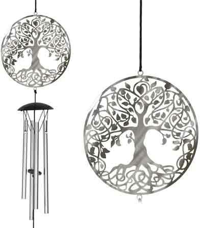 campanilla de viento el árbol de la vida