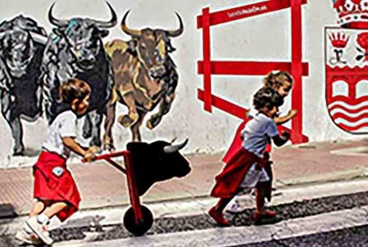 Premio de Fotografía Encierros de San Sebastián de los Reyes 2021