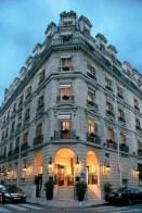 @credit Hotel Balzac