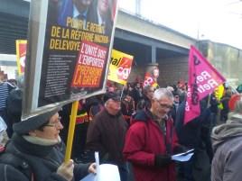 Caen, le 5 décembre
