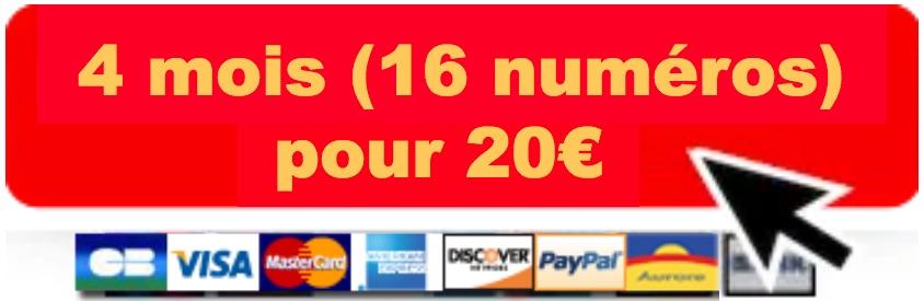 bouton abo 8 numéros 10€