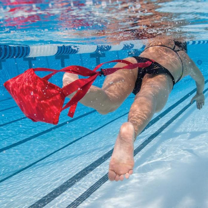 FINIS Swim Parachute Red