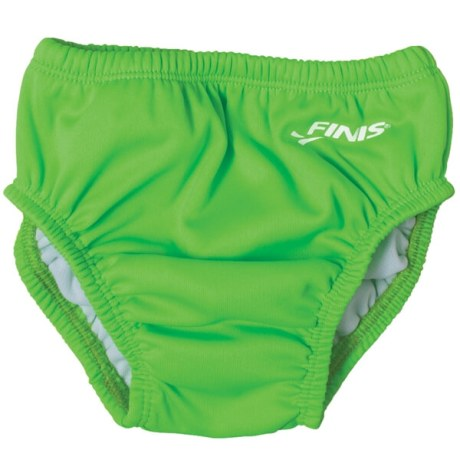 5.20.015-Finis-Swim-Diaper-Lime Green