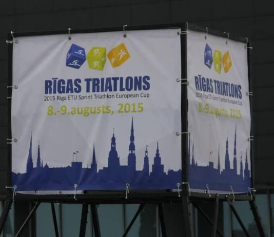 Rīgas Triatlons 2015#1