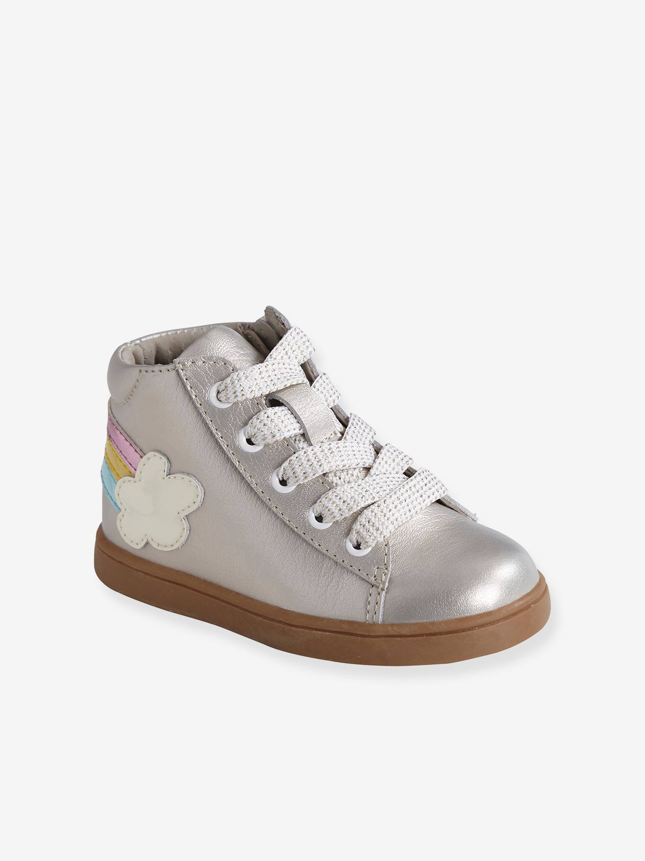iridescent-leather-trainers-for-baby-girls