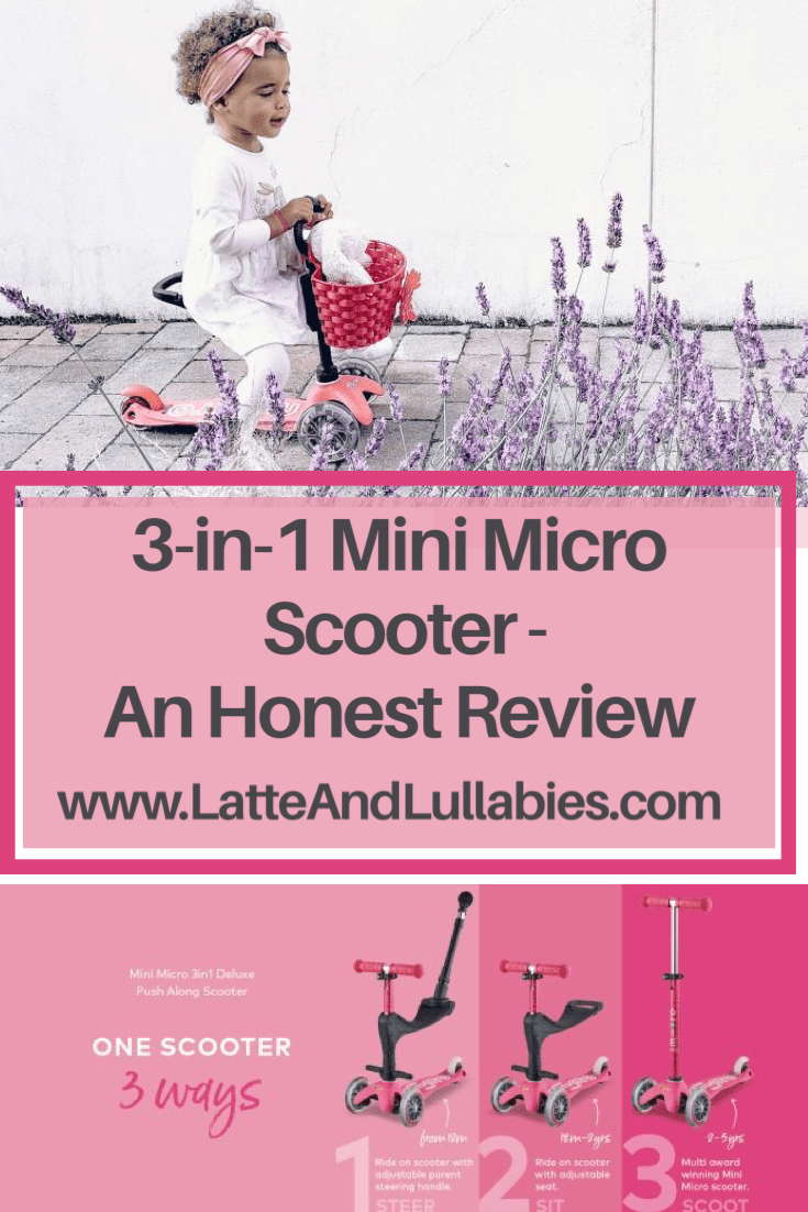 3-in-1 Mini Micro Scooter Review