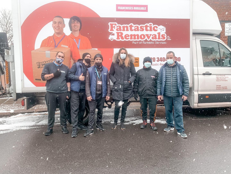 Fantastic services removal service