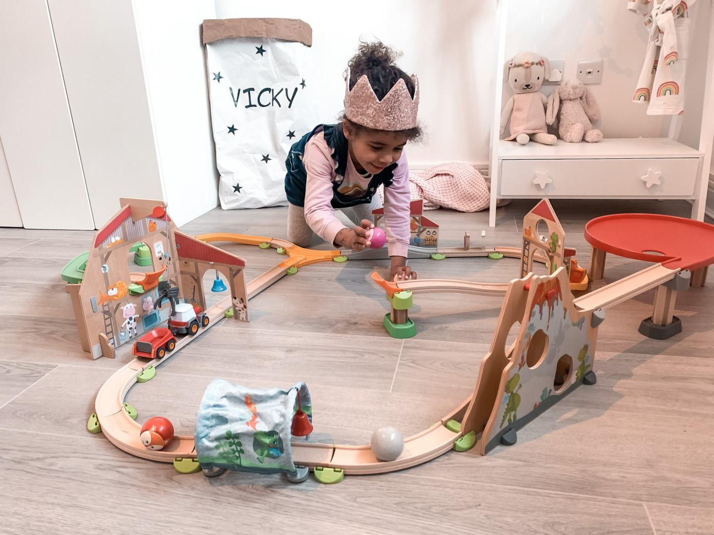 Haba Kullerbü play system review