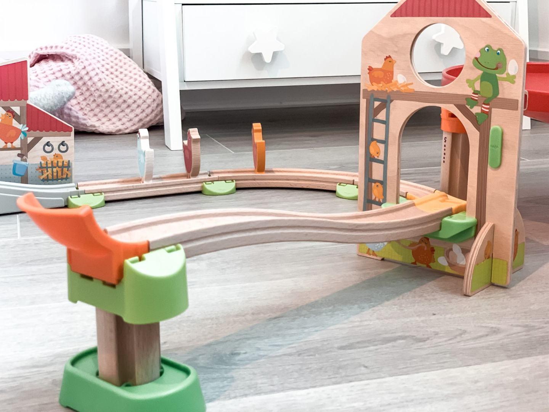 Haba Kullerbü ball track