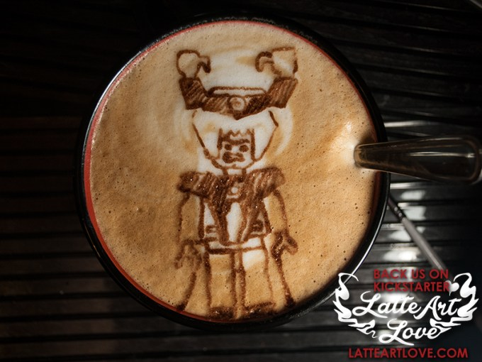 Latte Art - Lord Business
