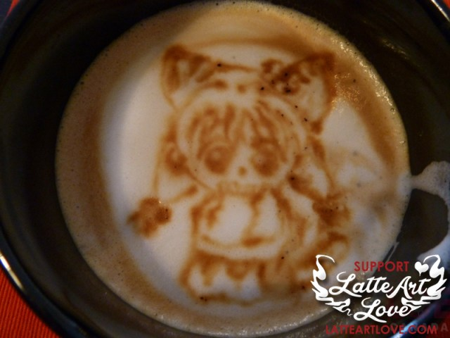 Latte Art - Puchiko