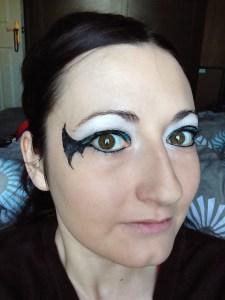 Latte Lindsay Batman Make-up
