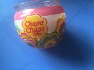 Chupa Chups scented candle