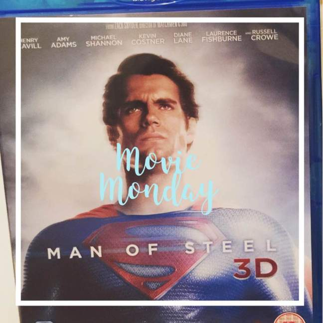 Man of steel movie monday