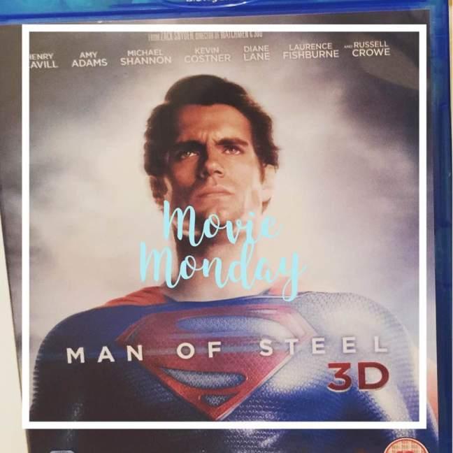 Man of steel movie monday
