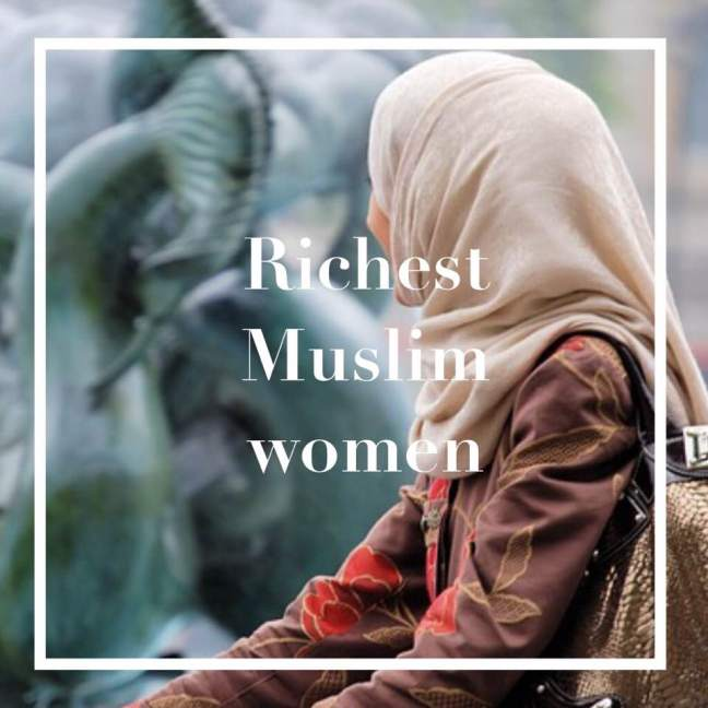 richest Muslim females