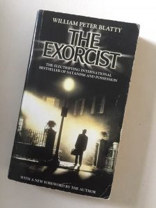 The Exorcist William Peter Blatty Kappacino Book Club favourites