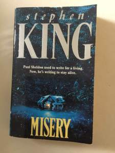 Stephen King Misery Kappacino book club favourites