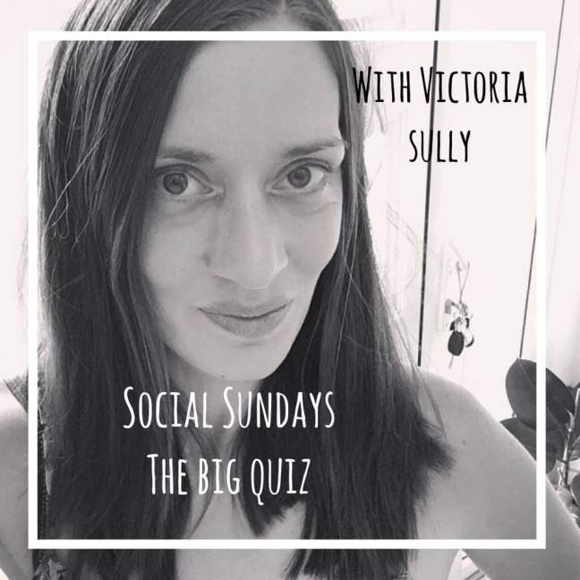 The big quiz with Victoria Sully