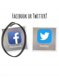 The Big Quiz || Facebook or Twitter?