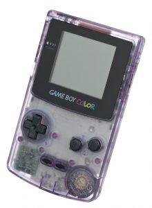 Gameboy 90s kids