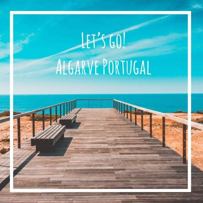 let's go \\ algarve portugal