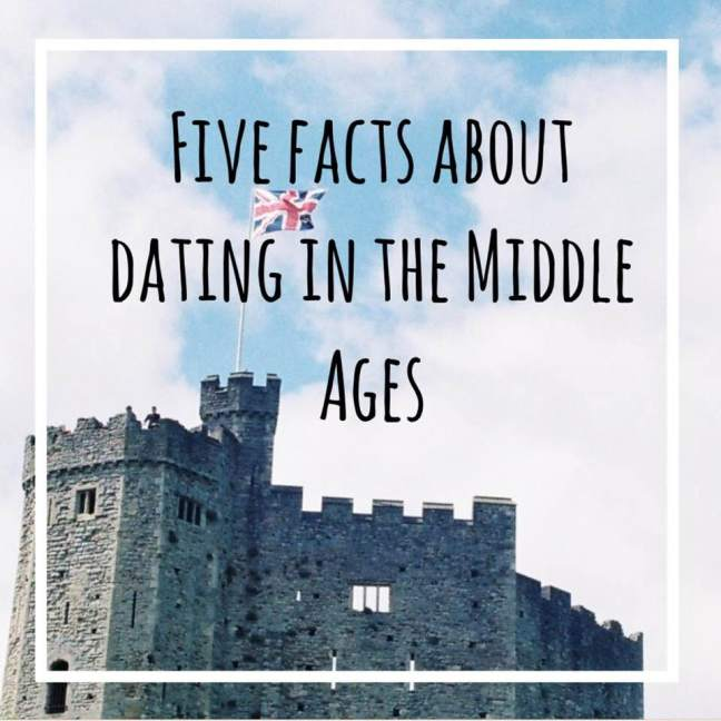 five facts about dating in the middle ages