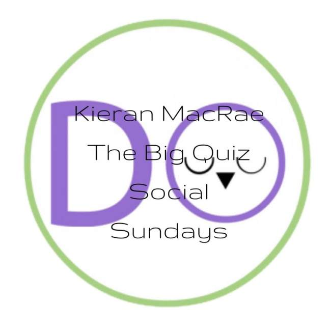Kieran MacRae || Social Sundays || The Big Quiz || The Dozy Owl