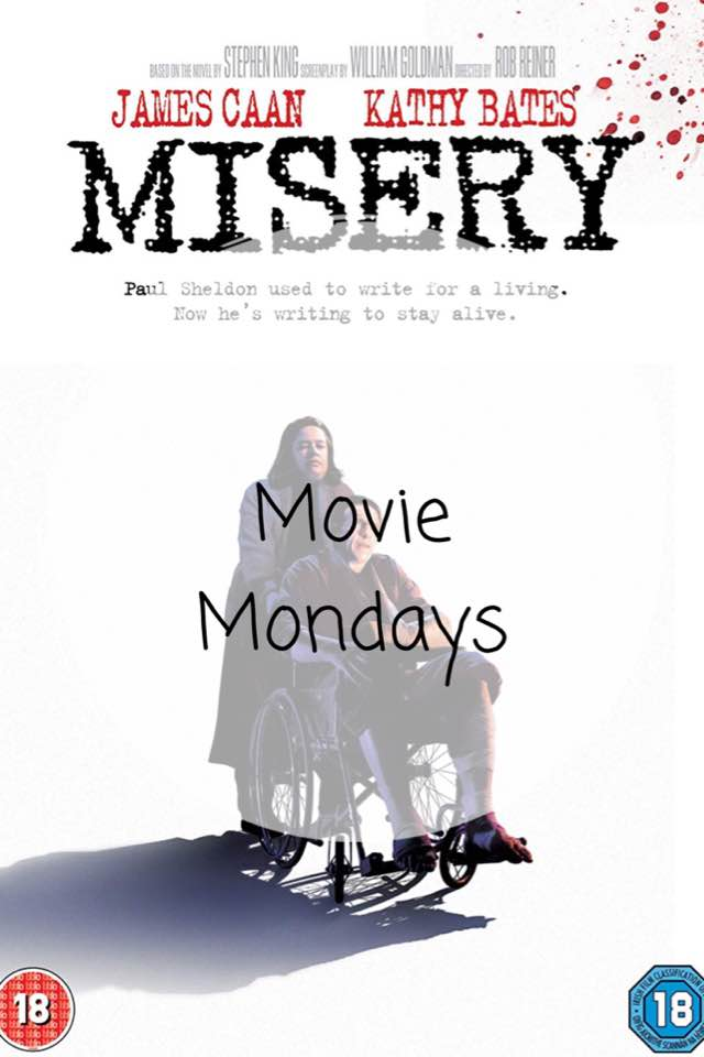 misery \\ movie mondays \\ latte lindsay