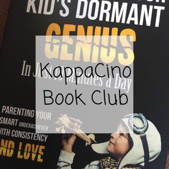 Release your kid's dormant genius in just 10 minutes a day by Michal Stawicki || KappaCino Book Club