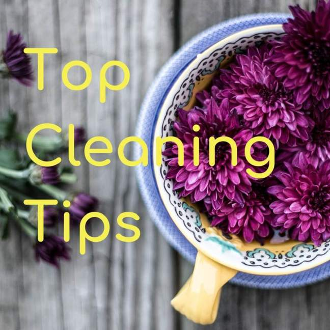 Top Cleaning Tips