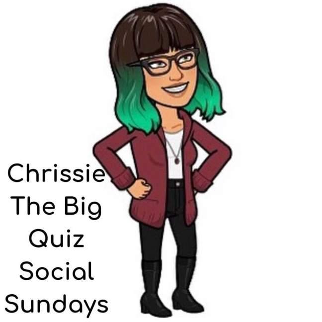 Chrissie || The Big Quiz