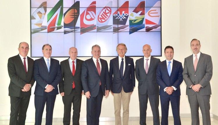 Etihad Airways Partners EO's meet for summit in Rome