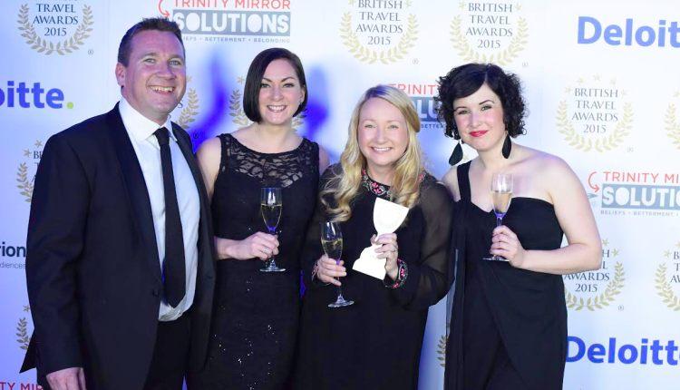 APT wins at British Travel Awards
