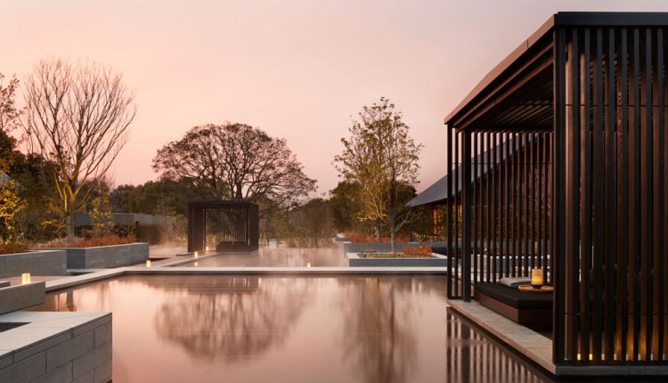 Mary Gostelow visits Aman's newest resort in Japan