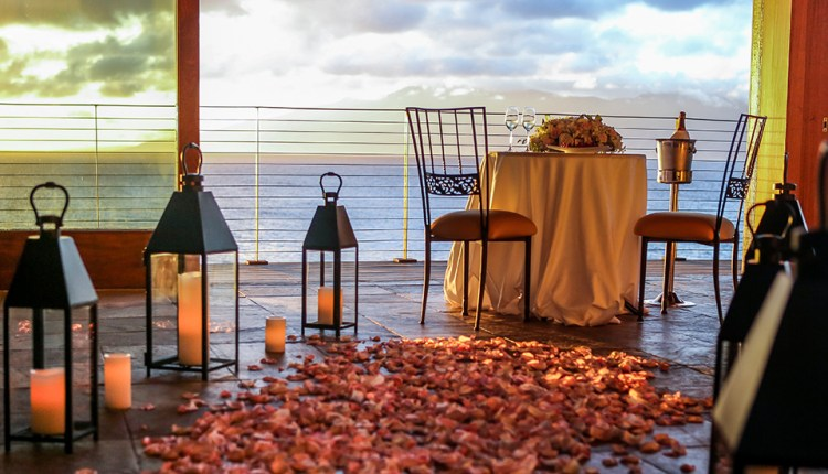 Plan the perfect proposal with Harry Winston and Montage Kapalua Bay