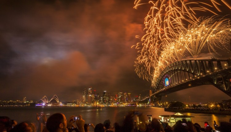 Crystal AirCruises' new itineraries for NYE countdown