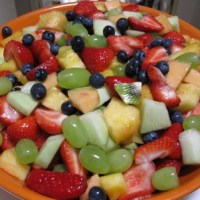 Picture Perfect Fruit Salad
