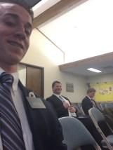 Distract, I mean District Mtg