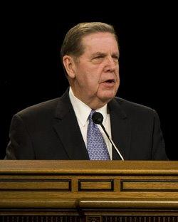 Jeffrey R. Holland, LDS Apostle