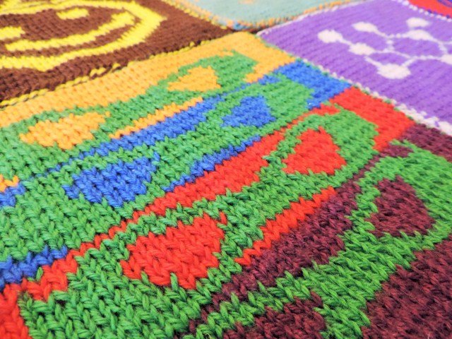 TMNT Geek-A-Long blanket