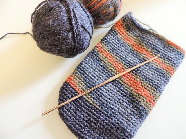 crochet socks 1