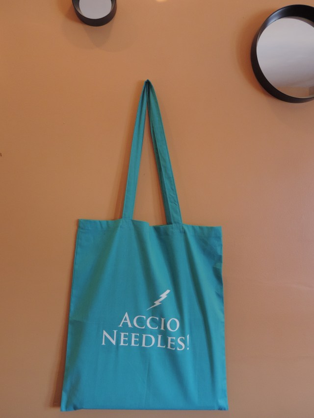 Accio Needles